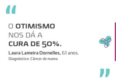 LAURA LAMEIRA DORNELLES – 61 ANOS