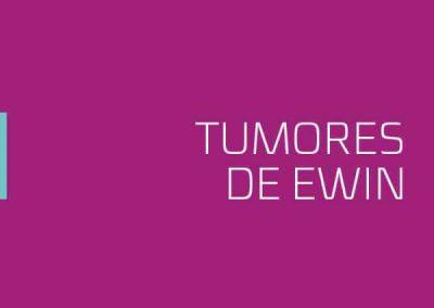 tumores de ewin